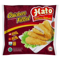 Hato Chicken Fillet 500 gr