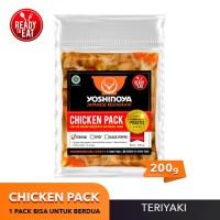 Chicken Pack (Teriyaki)