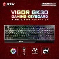 MSi Vigor GK30 - Gaming Keyboard