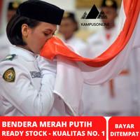 PROMO BENDERA MERAH PUTIH INDONESIA READY STOCK - GROSIR TERMURAH