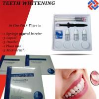 bahan bleaching gigi pemutih gigi behel