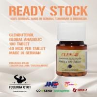 clenbuterol 40 mcg global anabolic original termurah clen fatburn