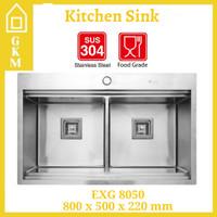 Premium Grade Bak Cuci Piring / Kitchen Sink EIXO Global Modern Bagus