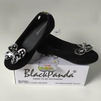 Sepatu Anak Wanita Flatshoes Perempuan Sepatu Cewek Hitam