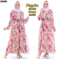 Baju Gamis Wanita Nagita Ceruty Premium