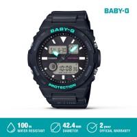 Casio Baby-G G-Lide Original BAX-100-1ADR Jam Tangan Wanita