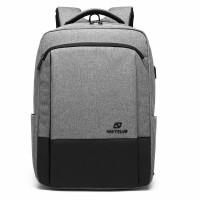 NavyClub Tas Ransel TasUnisex Waterproof GEB Backpack Up To 15 Inch