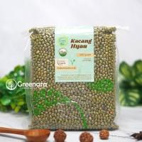 Kacang Hijau Organik 500 gr / ASI Booster / MPASI / Lingkar Organik