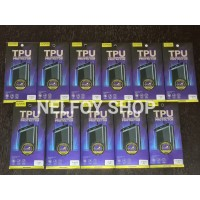 Tpu Anti Shock Gores Samsung S8 dan S8 plus Full Curved Glass Tempered - S6 Edge