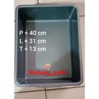 BAK PASIR KUCING BESAR / HAMSTER / LITTER BOX KOMET STAR