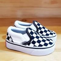 Sepatu Anak Vans Slip On size 16 sd 35 OBRAL