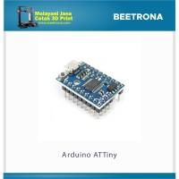 Arduino ATTiny 167 5V