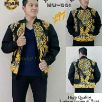 jacket pria batik original best seller