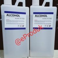Alkohol 70 Persen Sterilisasi Alcohol