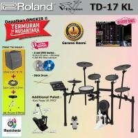Drum Elektrik Roland TD-17KL Paket Komplit / TD17KL / TD17 KL VDrums