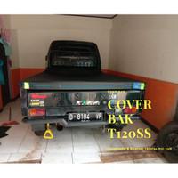 TERPAL TUTUP BAK MOBIL PICK UP T120SS - Hitam