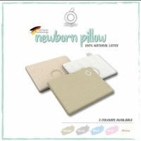 DOOGLEE Newborn Pillow 100% Natural Latex / Bantal Bayi Newborn