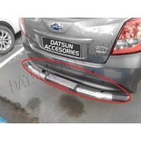 Pengaman / Tanduk / Bumper belakang Datsun GO / GO+ Model Besi Murah