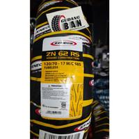 Paket Ban Zeneos 150 / 60 - 17 dan 120 / 70 - 17 ZN 62 RS soft compoun