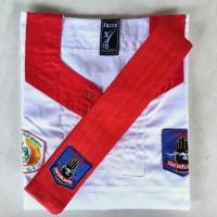 Baju Seragam Pencak Silat Merpati Putih