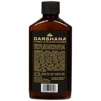 Darshana Natural Indian Hair Oil with Ayurvedic Botanicals (6 fl oz.)