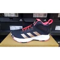 Sepatu Basket Adidas Anak anak Cross Em Up 5 K FV7430