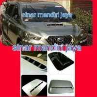 Jual Aksesoris Mobil Air Flow Kap Mesin Datsun Go/Go+ TERPERCAYA