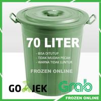 Ember Plastik Air 70 Liter / Gentong bak mandi / tong air Plastik