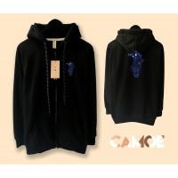 Jaket Hoodie Zipper Premium Basara Masamune Date Samurai Japan