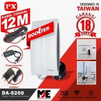 Antena Digital Tv PX DA-5200 new DA 5700