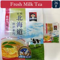 Quaker Oats - Hokkaido Milk Series Import Taiwan 5 Rasa - Sachet