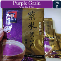 Quaker Oats - Chinese Herbs Series Import Taiwan 4 Rasa - Sachet