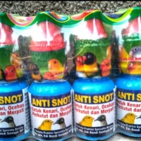 anti snot dr edy dokter obat burung murai perkutut kenari lovebird ant