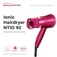 TESCOM Pengering Rambut Ion Hair Dryer - NTID92