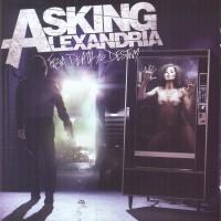 CD Asking Alexandria - From Death To Destiny - Original - Import