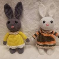 Amigurumi/Boneka rajut Ms Bunny