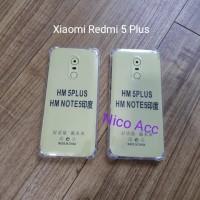 Xiaomi Redmi 5 Plus 5+ Anti Crack Jelly Case
