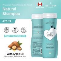Attitude - Natural Shampo untuk Ibu Hamil & Menyusui - Argan