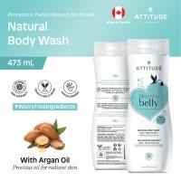 Attitude - Natural Body Wash untuk Ibu Hamil & Menyusui - Argan