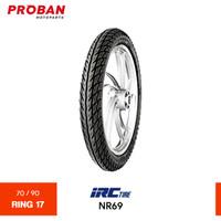 Ban Motor IRC TT NR69 70/90 Ring 17 Tubetype