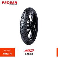 Ban Motor FDR TL FACIO 80/90 Ring 14 Tubeless