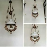 lampu gantung antik klasik jawa betawi R 28