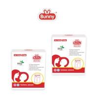 Bunny Paket Kantong ASI Breast Milk Storage Bag With Spout 100ml 2 box