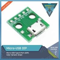 Micro USB DIP Adapter | Arduino Raspberry pi