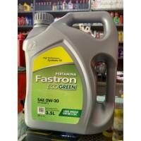 Pertamina Fastron ECO Green 0W-20 (3,5L)