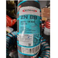 Ban Zeneos 80 / 90 - 14 ZN88 Motor matic beat vario mio TUBLESS