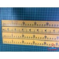 Penggaris 1 Meter/ Penggaris 100 cm/ Penggaris Bahan/ Penggaris Kayu