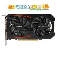 Gigabyte GeForce GTX 1050 Ti 4GB DDR5 OC Series GV-N105TOC-4GD -