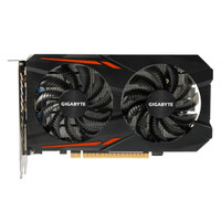 Dijual Gigabyte GeForce GTX 1050 Ti 4GB DDR5 OC Series Berkualitas
