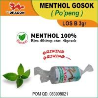 Menthol Refill LOS B Cap Dragon 3gr
